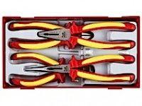 4 delars Tångsats 1000 volt Teng Tools TTV440