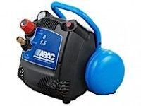 Kolvkompressor ABAC 1,5 - 6 l direktdriven oljefri