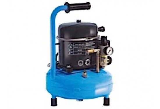 Kolvkompressor direktdriven ABAC Silent Pro 50