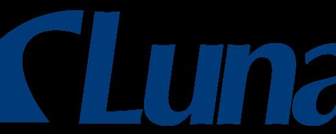 Luna trä maskin