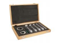 Indv. 3-punkt mikrometer 20-40 mm (inkl. kontrolringe)