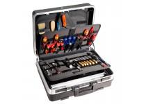 BASE værktøjskuffert 120.02/L 455x345x160, Volume: 26L
