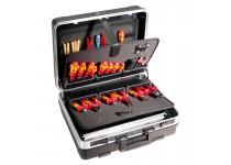 BASE værktøjskuffert 120.02/M 455x345x160, Volume: 26L