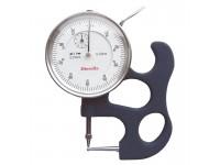 0-10 mm x 0,01 Tjocklek Mätare för rör