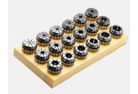 HAJ Tech Spännhylsor 3 - 20 mm