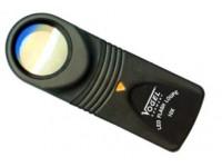 Lup Vogel med lys 10xdiameter