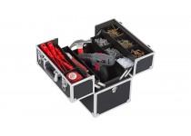 Aluminiums værktøjskasse 360x230x300 mm