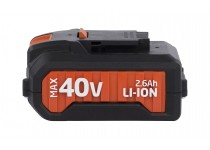 Batteri 40 Volt LI-ION, til DUAL POWER