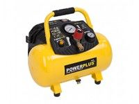 12 liter Kompressor 1100 watt oljefri