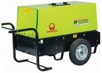 P12000THEPI CON Generator Hatz Diesel