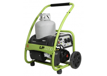 LP3200 Generator gas