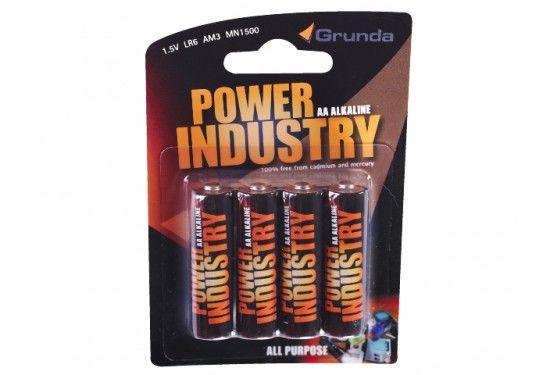 Batteri Power Industry Grunda