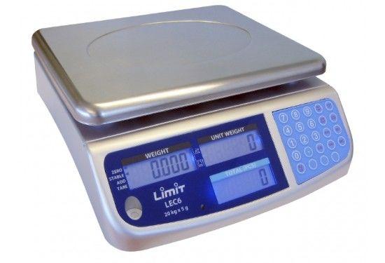 Elektronisk tællevægt Limit LEC 7,5 kg