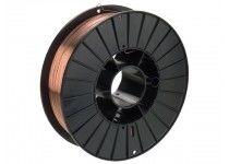 Svetstråd för olegerat och låglegerat stål Luna RM 70  Ø 0.8mm 5 kg
