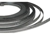 Bandlås 10 st 2491-7 mm rfr