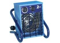 Värmefläkt vf21a 230v 0-1-2 kw