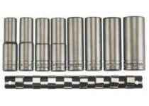 Hylssats långa 1/2 mm m1208-6