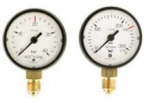 Manometer ox 315 bar jc