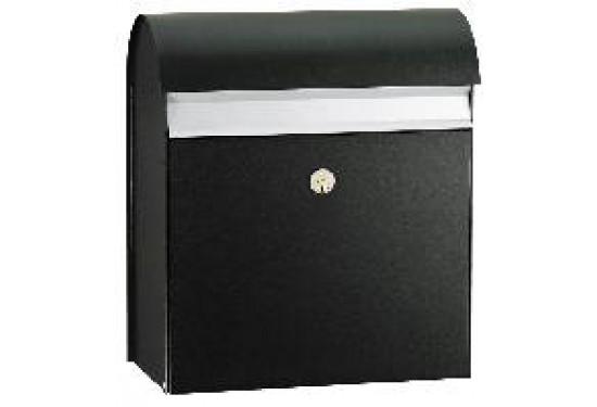 Postlåda jade 870 svart