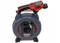 Inspektionskamera Ridgid SeeSnake Micro Töm 37518-20 meter vals inkl. sänder 512 Hz och kamera Explorer.