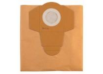 Støvpose 20 liter til våd- og tørstøvsuger 1820S, 5 stk.