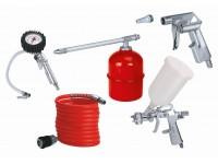 Tillbehörssats med 5 delar för tryckluft