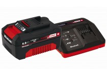 Power X-change PXC Starter Kit med batteri och laddare 18 V 4,0 Ah P-X-C