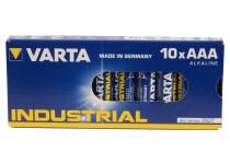 Varta Industrial Hign Energy - AAA - 10pk.