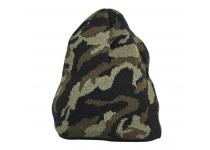 Hue Crambe strikket camouflage