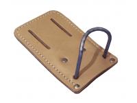 Hammerholder OS læder/metal