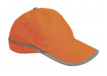 Cap Tahr Hi-Viz orange