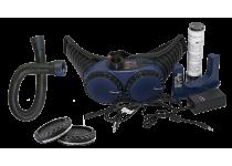 CleanAir AerGO Bältesmonterad turboenhet till andningsmask