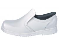 Sko HKSDK slip-on hvid N41