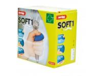 Plaster Snøgg Soft 1 blå