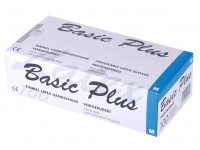 Basic Plus latex P, hvid