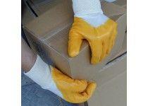 Fortuna Yellow handskar