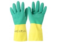 Bi-Colour handske