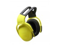 Gul MSA L/R low Høreværn