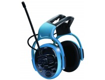 L/R Dual Pro MSA Hörselkåpor