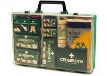 Førstehjælpskasse stor Cederroth