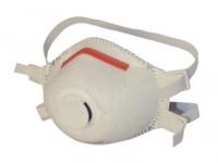 Filt halvmask ffp3d-v 5321 m/l