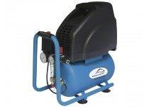 Stempelkompressor Ferax 1.5 HK 6L OL inkl. sømpistol og kit