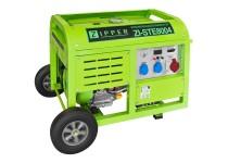 Generator 2x230V/1x400V