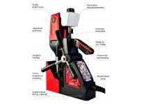 Rotabroach Magnetboremaskine Element E30 , kernebor max. Ø30 mm