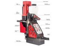 Rotabroach Magnetboremaskine Element E50 kernebor max. Ø50 mm