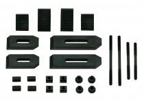 Clamping kit set 24 pcs.