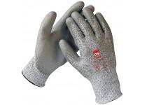 Cut-5 handske, PU ½-dyp