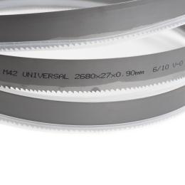 Køb BÃ¥ndsavklinge M42 2680x27x0,9mm 10/14 td.