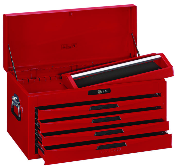 Værktøjskasse tc804n