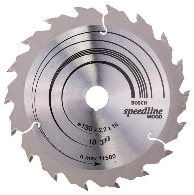 Køb Speedline Wood CirkelsÃ¥gsklinga  190 x 20 x 2,2 mm, 12 T